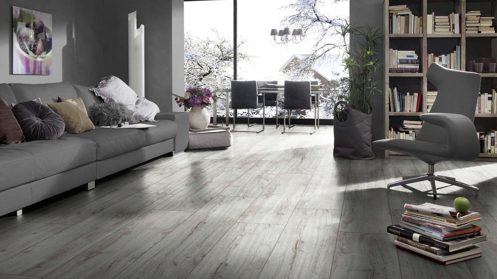 Skaben Laminate Select Plus Oak Cream 1 Plank Wideplank 4v