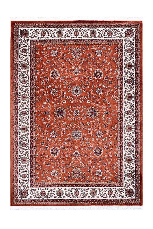 Teppich ORIENT ROT Klassisches Orientalisches Design