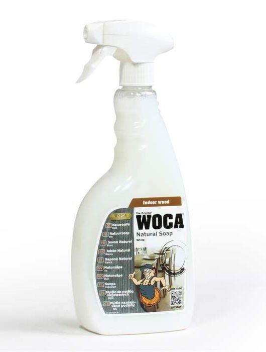 WOCA Naturseife Spray Weiß 0,75 l