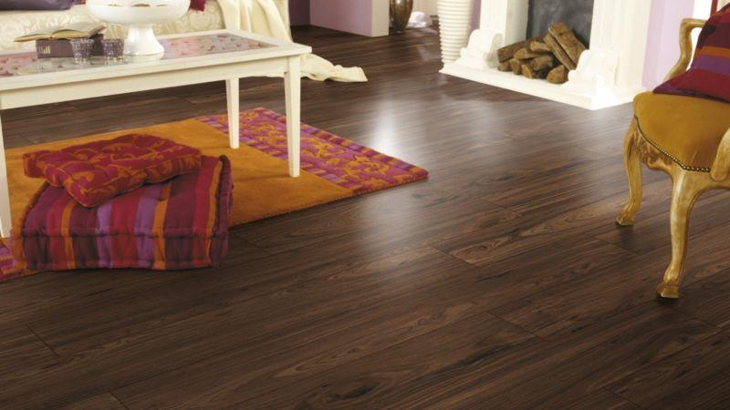 Suelo laminado Select Tuscany Walnut D3070  1-Tablilla 4V ancho 193mm