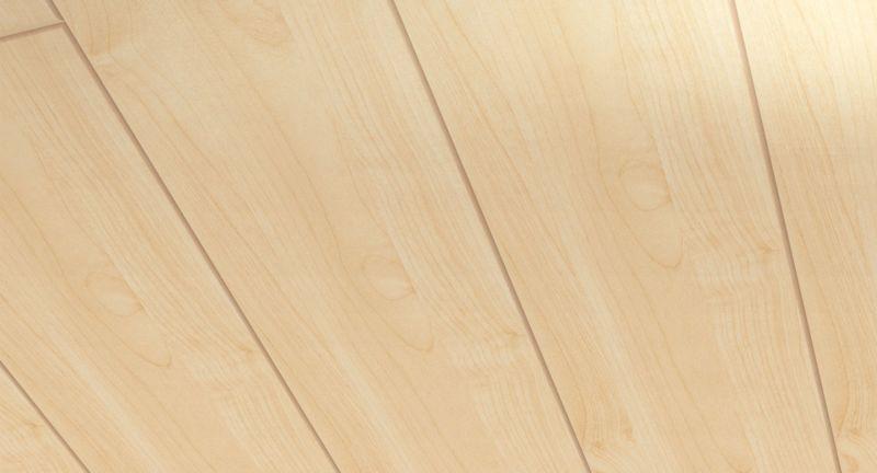 Parador Wand/Decke Dekorpaneele Home Ahorn 2570x149 Raum1