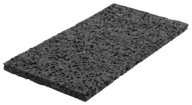 Granulat Unterlegpad 3x40x80 mm Raum1
