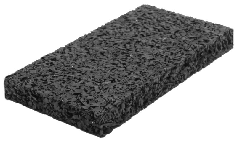 Granulat Unterlegpad 8x40x80 mm Raum1