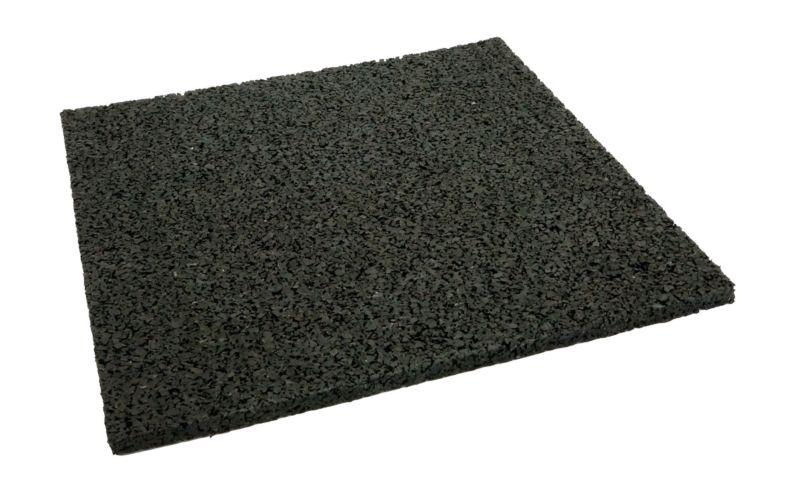 Granulat Unterlegpad mit Alukaschierung 8x185x200 mm Raum1