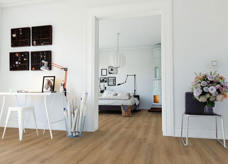 Skaben Vinylboden massiv Life 30 Deutsche Eiche 1-Stab Landhausdiele Raum3
