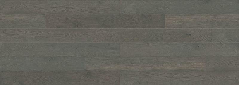 Skaben Parkett Premium 1-Stab Landhausdiele Eiche Lively extramatt versiegelt Grafit gebürstet M4V Flächenbild