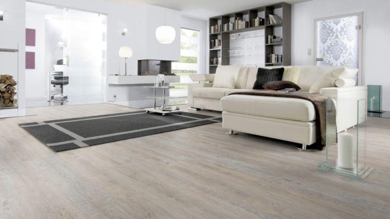 Wineo Vinylboden 400 Wood Desire Oak Light 1-Stab Landhausdiele 4V zum kleben