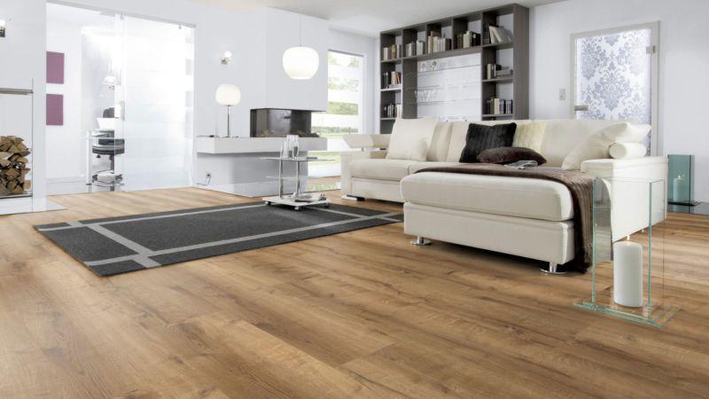 Wineo Vinilo 400 Wood XL Comfort Oak Mellow 1-lama M4V para clipsar