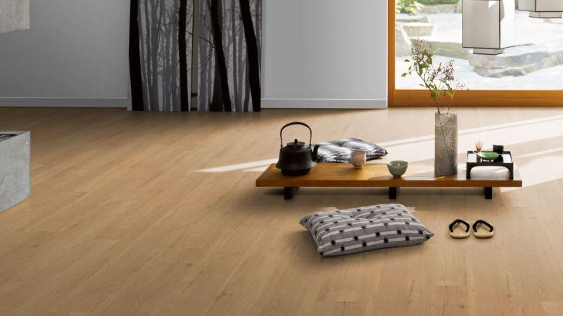 Parador Vinylboden Basic 4.3 Eiche Infinity natur 1-Stab Landhausdiele