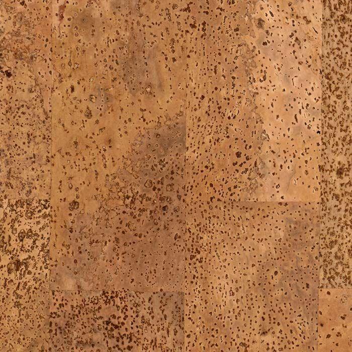 Schöner Wohnen Korkboden Mellum naturfarben 3-Stab Schiffsboden