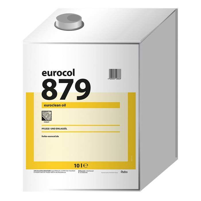 Forbo eurocol 879 Euroclean Oil Aceite para el mantenimiento y tratamiento de suelo 2,5 L