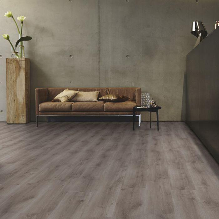 Tarkett Designboden iD Inspiration Click 55 Rustic Oak Medium Grey Planke 4V Erlebnismodus