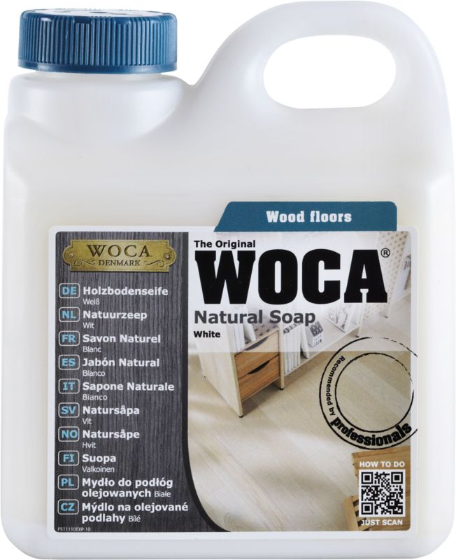 WOCA Natural soap - white 2,5 L