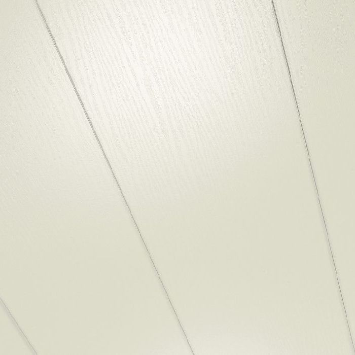 Parador Wall Ceiling Panel RapidoClick gloss planked ash white