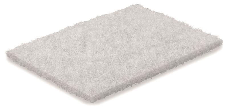 HARO Faserpad weiß