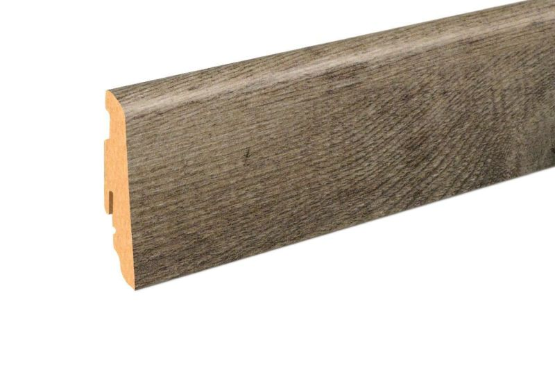 Matching Skirting 6 cm High Oak grey old FOEI865 240 cm