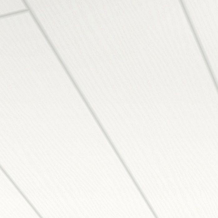 Parador Wand/Decke Dekorpaneele Home Esche perlweiß 1250x149 Erlebnismodus