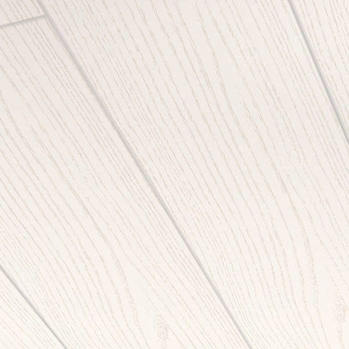 Parador Wand/Decke Dekorpaneele Home Esche Weiss 1250x149 Erlebnismodus