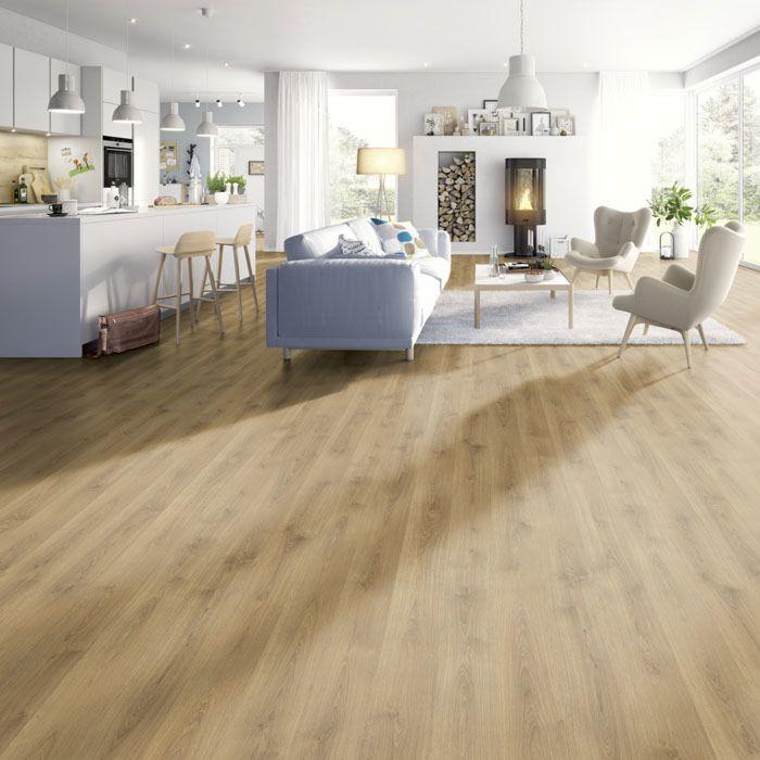 Egger Home Laminat 8/32 Classic Aqua Plus Honey Brook Oak EHL103 1-Stab / Endlos-Optik 4V