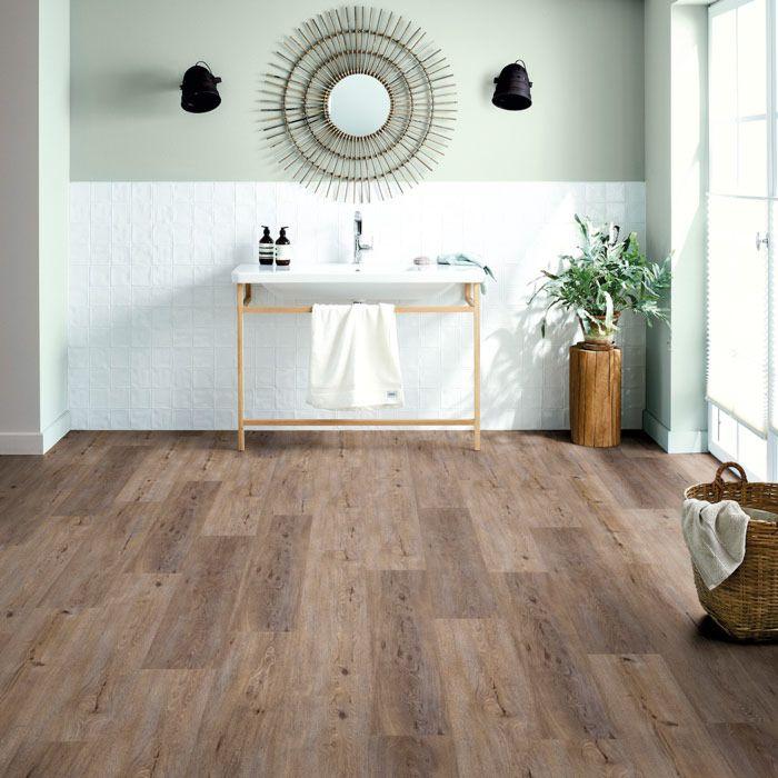 Schöner Wohnen Designboden Aqua Komfort Eiche Terra 1-Stab Landhausdiele M4V