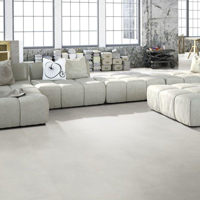 Skaben Bio Design massiv Life 55 Slate White Fliesenoptik zum kleben