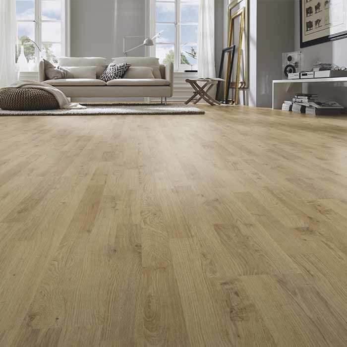 Skaben laminate Lofty 7 autumn oak 3-plank ship floor