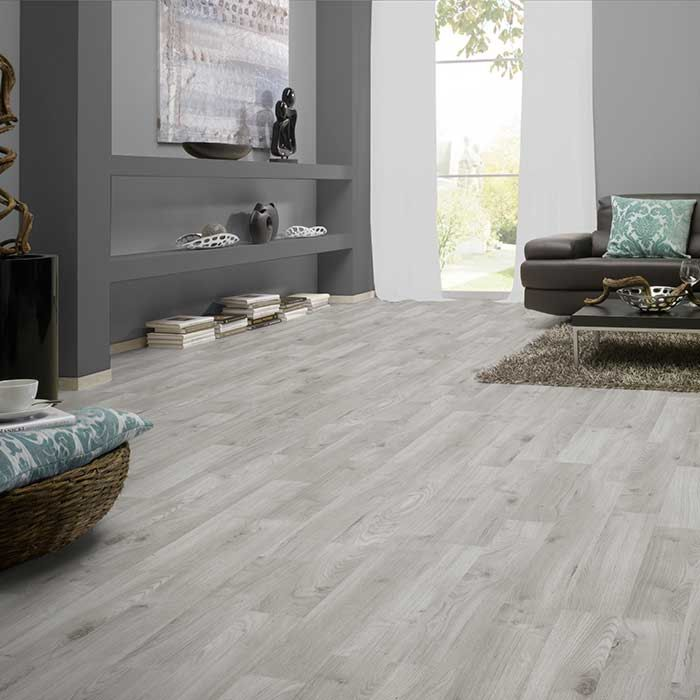 Skaben Laminat Lofty 7 Winter Eiche Grau 2-Stab