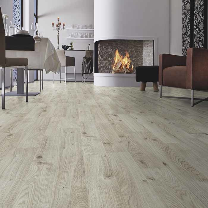 Skaben Laminat Lofty 7 Winter Oak Light 2-strip
