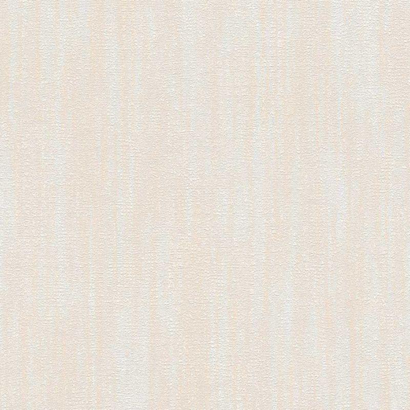 Skaben Tapete Uni - Unitapete Beige / Creme 10,05 m x 0,53 m
