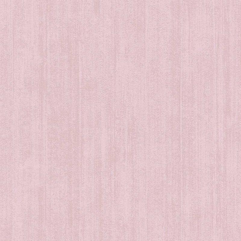 Skaben Tapete Uni - Unitapete Rosa 10,05 m x 0,53 m