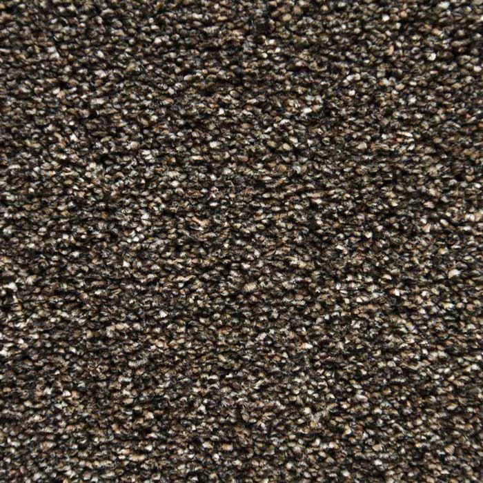 Skaben Teppichboden Congo Kaffeebraun 400 cm