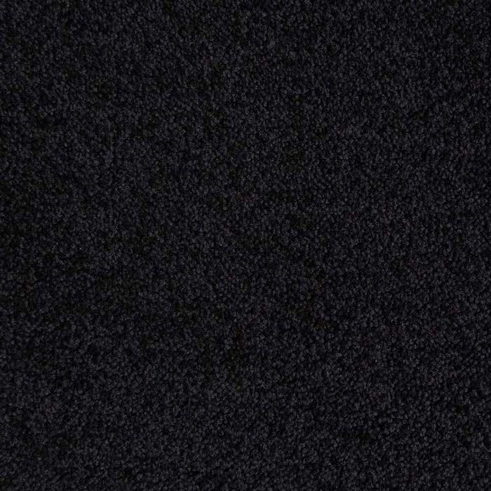 Skaben Carpet Ganges Pitch Dark Black 400 cm