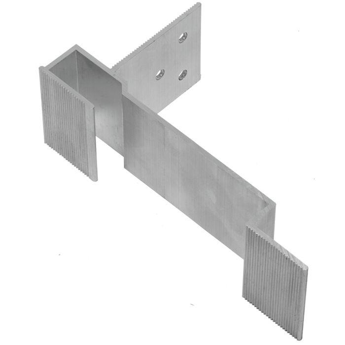 Skaben Ventilationsprofil-Halter Aluminium