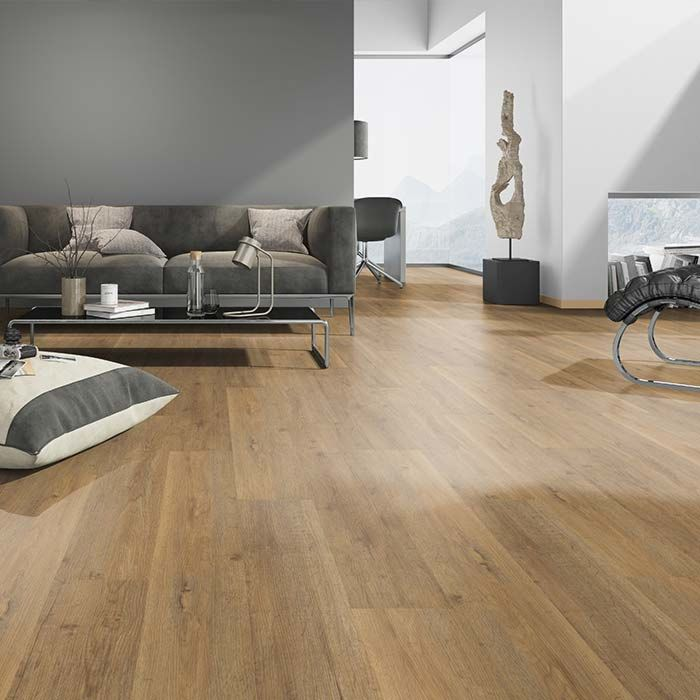 Skaben vinyl floor solid Life 30 Royal oak natural 1-plank wideplank for gluing