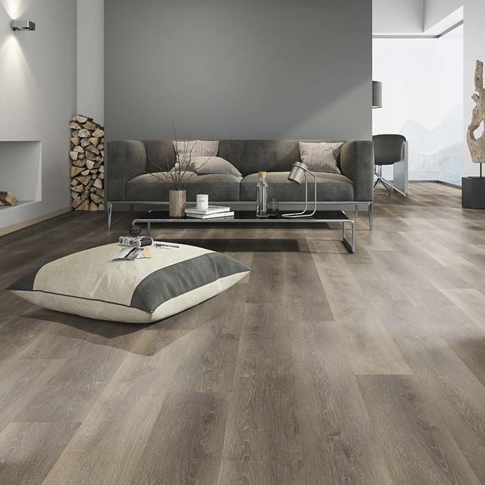 Skaben vinyl floor solid Life 30 Traditional Oak Light 1-plank wideplank for gluing