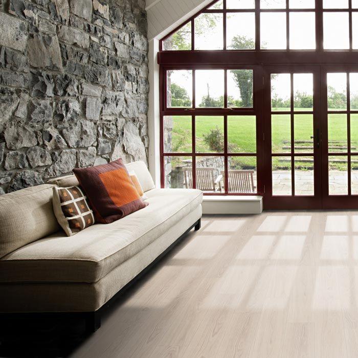 Tarkett Designboden iD Inspiration Click Solid 55 Authentics Pearl Oak Latte Planke M4V