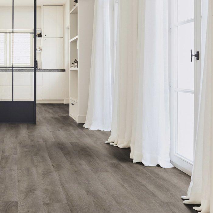 Tarkett Designboden iD Inspiration Click Solid 55 Classics Antik Oak Dark Grey Planke M4V