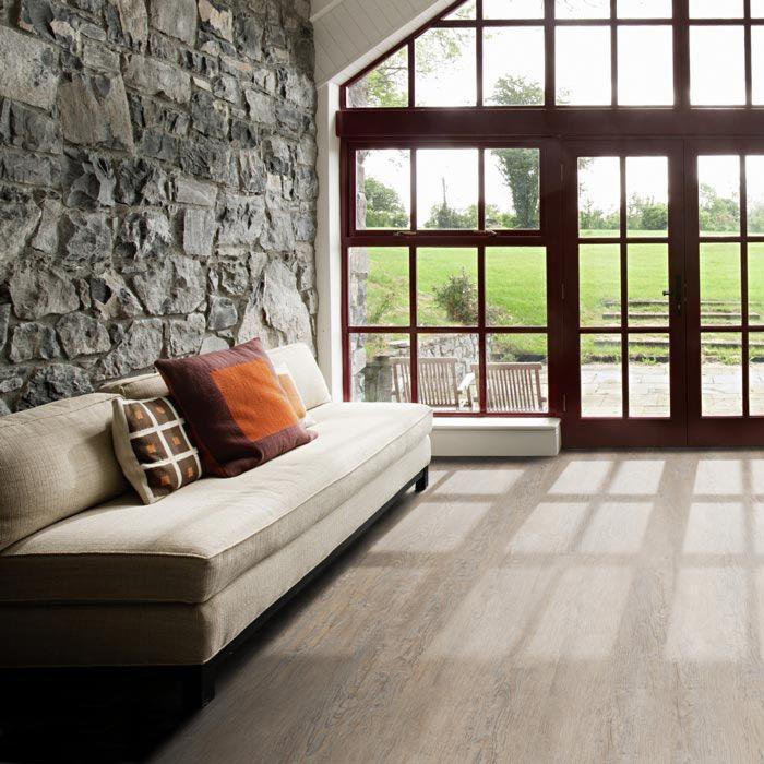 Tarkett Designboden iD Inspiration Click Solid 55 Classics Brushed Pine Brown Planke M4V