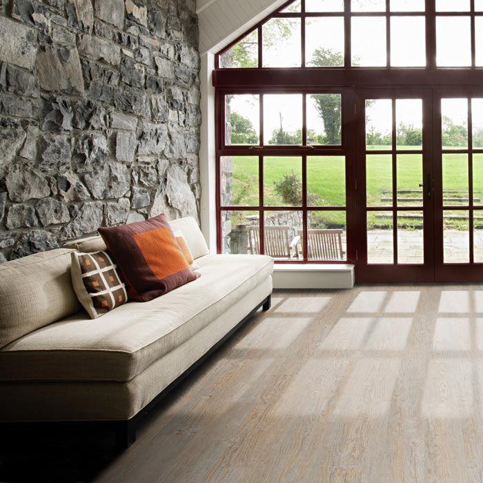 Tarkett Designboden iD Inspiration Click Solid 55 Classics Brushed Pine Grey Planke M4V
