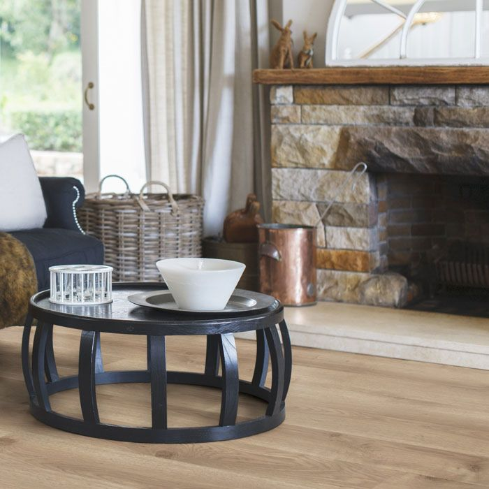 Tarkett Designboden iD Inspiration Click Solid 55 Classics Contemporary Oak Natural Planke M4V