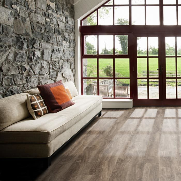 Tarkett Designboden iD Inspiration Click Solid 55 Classics English Oak Brown Planke M4V