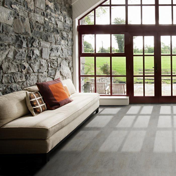 Tarkett Designboden iD Inspiration Click Solid 55 Classics Oxide Steel Fliese M4V