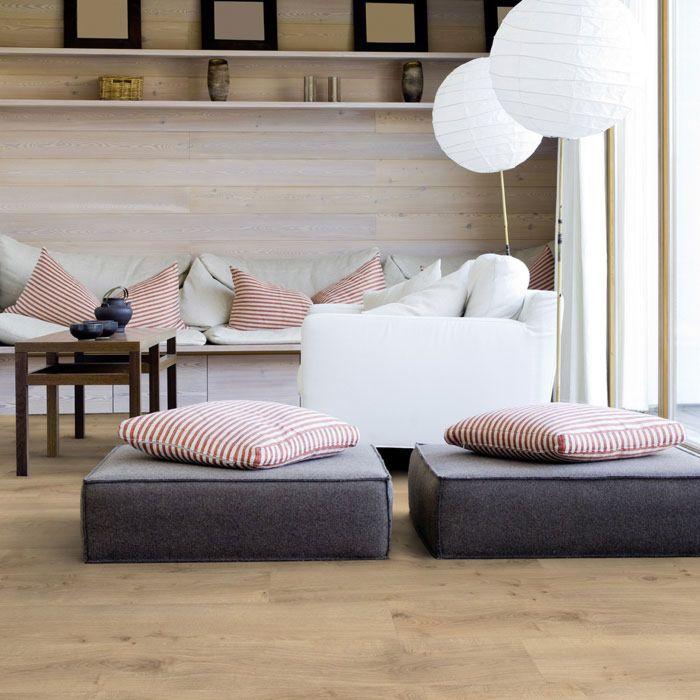Tarkett Designboden iD Inspiration Click Solid 55 Classics Rustic Oak Beige Planke M4V