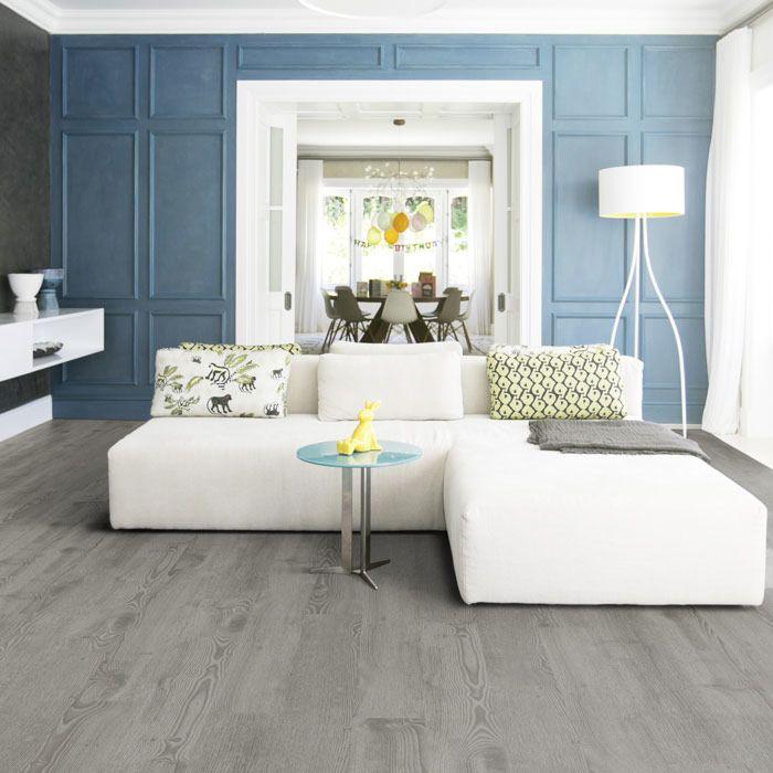 Tarkett Designboden iD Inspiration Click Solid 55 Classics Scandinavian Oak Dark Grey Planke M4V