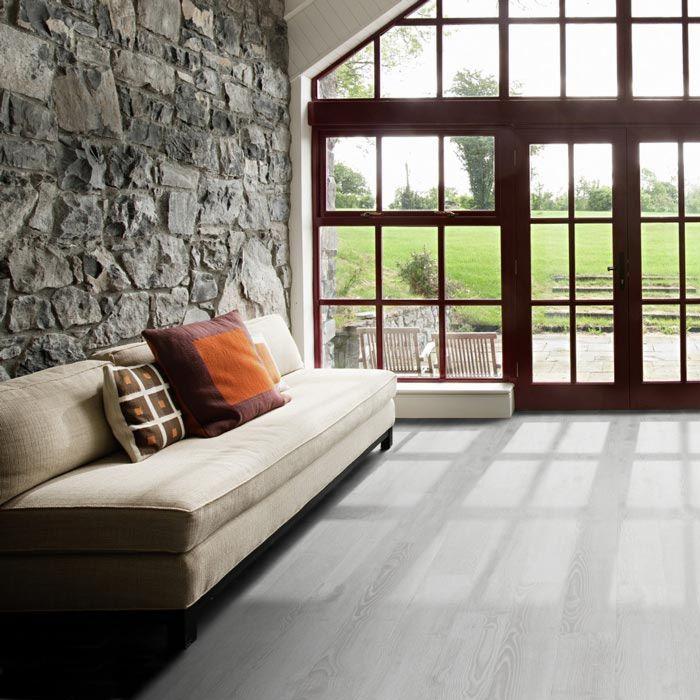 Tarkett Designboden iD Inspiration Click Solid 55 Classics Scandinavian Oak Medium Grey Pl. M4V
