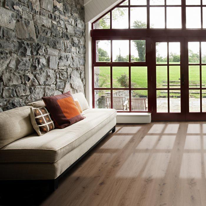 Tarkett Designboden Starfloor Click Ultimate 55 Delicate Oak Brown Planke 4V Akustikrücken