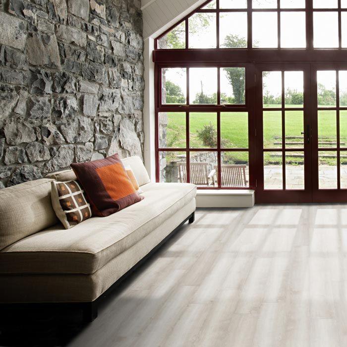 Tarkett Designboden Starfloor Click Ultimate 55 Stylish Oak White Planke 4V Akustikrücken