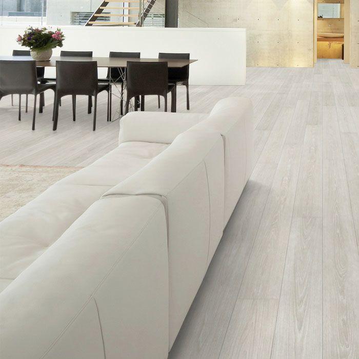 Wicanders Korkboden wood Essence Prime Arctic Oak 1-Stab Landhausdiele / Langdiele 4V
