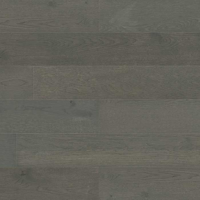 Skaben Parquet Premium 1-strip wide plank Oak Lively extra matt finish graphite brushed M4V