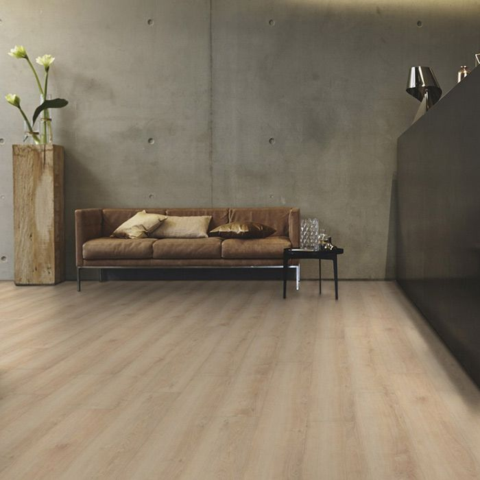 Tarkett Designboden iD Click Ultimate 55 Plus Stylish Oak Natural Planke 4V Akustikrücken